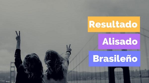 resultado del alisado brasileño
